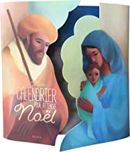 Livres Mon calendrier pour attendre Noël : Avec 1 livret Préparons Noël au rythme de la Bible PDF