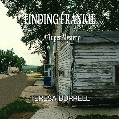 Finding Frankie audiobook cover art