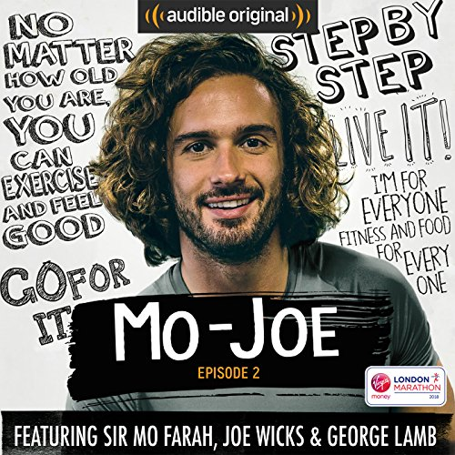 Ep. 2 (Mo-Joe: An 18-Week Marathon Training Diary) cover art