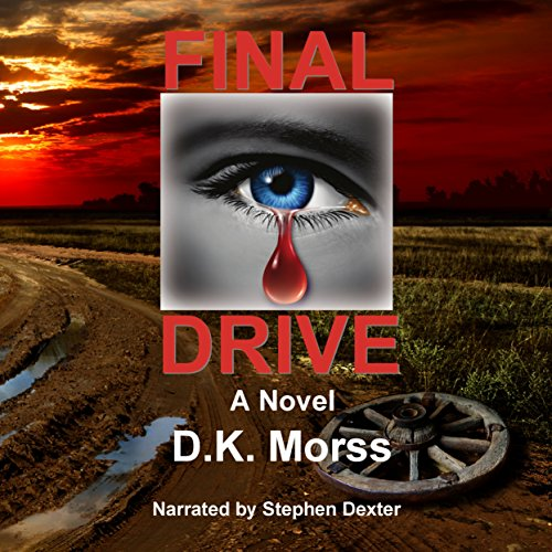 Final Drive audiobook cover art