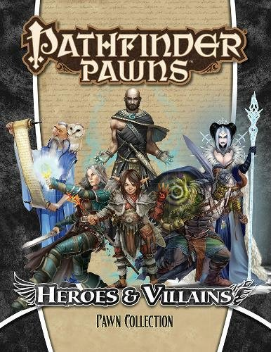 Pathfinder Pawns: Heroes & Villains Pawn Collection