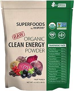 Super Foods - Clean Energy Powder