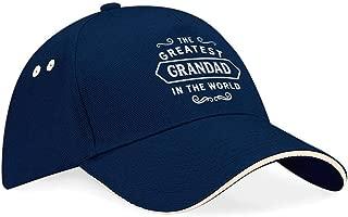 Grandad Gift Birthday Baseball Hat Cap Present keepsake Novelty Funny Gift Idea