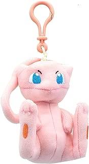 Pokemon 3 Inch Plush Clip On - Mew