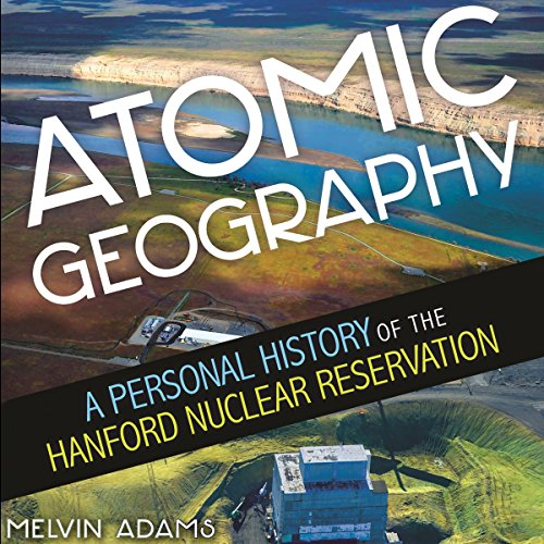 Atomic Geography audiobook cover art