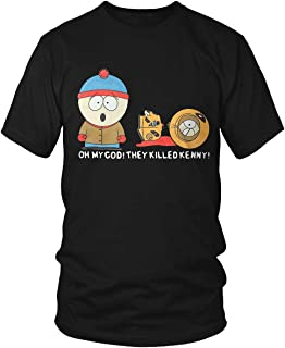 Oh My God They Killed Kenny T-Shirt Gift for South Park T-Shirt