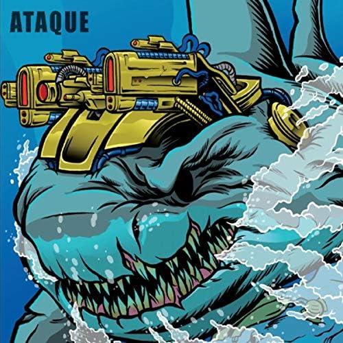 Fukushima Laser Shark