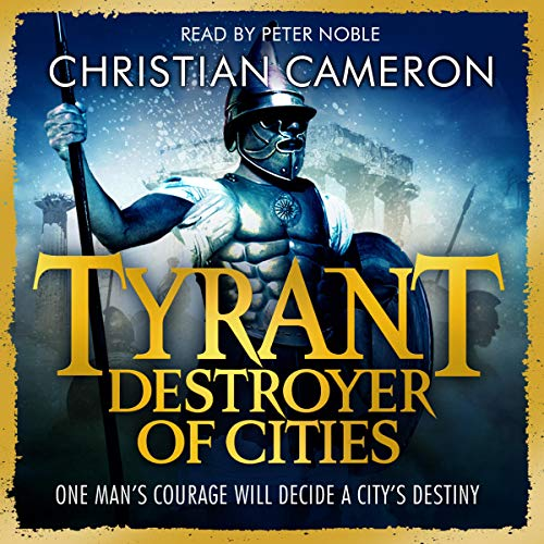 Page de couverture de Tyrant: Destroyer of Cities