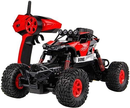 1 16 Klettern Auto mit Fernbedienung Kinderfernsteuerungsauto Vier fahren Spielzeugauto Doppelte Lenkung Fernbedienung Spielzeugauto Wasserdichtes RC-AUTO