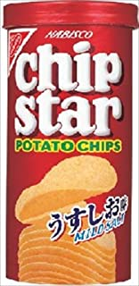 Nabisco chip star S Usushi Oasi 50g ~ 8 pieces