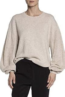 Brochu Walker - Desy Crew Sweater - Almond Melange