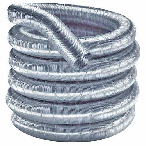 Duraflex 4' x 30 316 Stainless Steel Chimney Liner - 4DF316-30