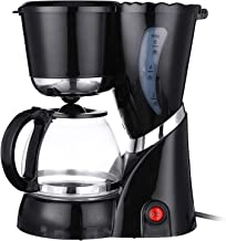 Coffee Machine Household Electric Coffee Maker 600ml 4-6 Cup Drip Coffee Pot Carafe for Kitchen Appliance