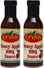 product image for KYVAN Honey Apple BBQ Sauce - 2 Pack