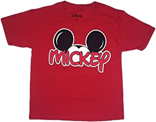 Disney Mickey Mouse Little Boys Toddler Family T Shirt