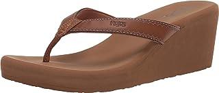 Flojos OLIVIA VINTAGE womens Wedge Sandal