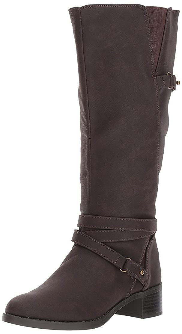 電気的鎮静剤ドーム[Easy Street] Women's Carlita Plus Harness Boot [並行輸入品]