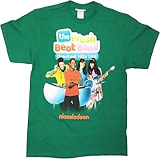 fresh beat band t shirts