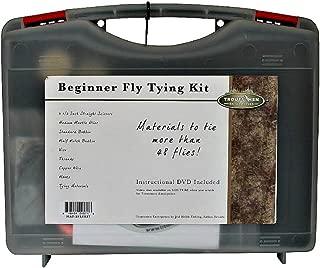 Jed Welsh Fishing Fly Tying Kits – Basic, Intermediate and Advanced Kits