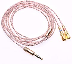 1.2m 4ft High Quality Audio Upgrade Cable for Hifiman He-5 He-6 He-400 He-500 He560 Headphone Replacement
