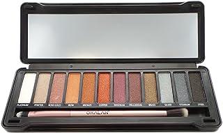 OKALAN Natural Color Metal Eyeshadow (並行輸入品)