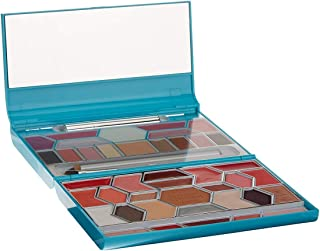 Pupa Pupa Crystal Make-Up Palet S In Turkoois X