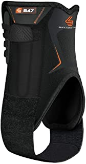 Shock Doctor Ankle Stabilizer with Flexible Support Stays (Black)