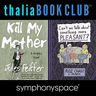 Couverture de Thalia Book Club: Roz Chast and Jules Feiffer