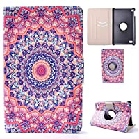 Table Case Fit Amazon Kindle Fire HD 8 (2016/2017), FlipBird Marble Series Folio Stand Leather Smart Cover with Auto Wake/Sleep Function for Girly Women Case for Amazon Kindle Fire HD 8 (2016/2017)