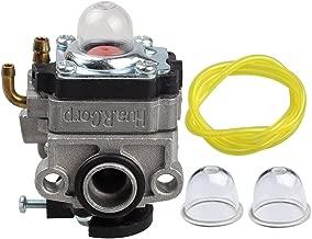 Hilom 753-1225 Carburetor for WYL-240-1 WYL-196 MTD MP425 Troy-Bilt TB575SS TB525CS TB26TB TB475SS TB490BC TB425CS Yardman Bolen Carb Gas Trimmer Replace 753-04296 753-05251