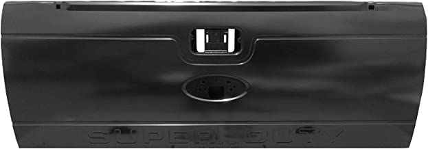 MBI AUTO - Painted to Match, Factory OEM Tailgate Shell Without Integrated Step for 2008-2016 Ford F250 F350 Super Duty Pickup 08-16, DC3Z9940700A