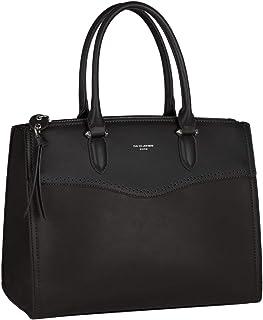 David Jones - Dames Grote Draagtas Handtas - Tote Bag Shopper Large PU Leer - Hengseltas Boodschappentas - Veel Vakken Zak...