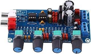 مكبر صوت HiFi التحكم في الصوت OP-AMP NE5532 مجلس مضخم التحكم في مستوى الصوت
