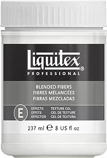 Liquitex Professional Blended Fibers Effects Medium, 8-oz