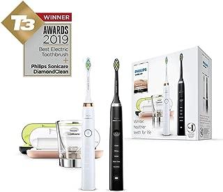 Philips Sonicare HX9392/39DiamondClean Special Edition altın & Black elektrikli diş fırçası ile teknolojisi Sonicare