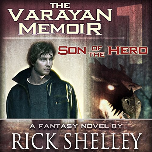 Son of the Hero audiobook cover art