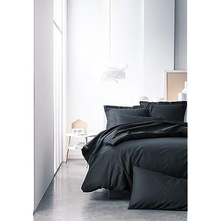 Today 106217 Drap Housse Jersey - 100% Coton - Réglisse - 160x200 cm
