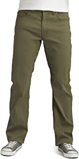 Men's Brion Lightweight, Breathable, Wrinkle-Resistant Stretch Pants for Hiking and Everyday Wear