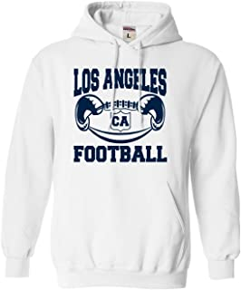Adult Los Angeles Football Sweatshirt Hoodie