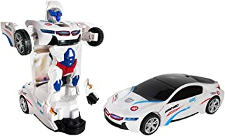 real robot car price