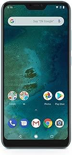 Xiaomi Mi A2 Lite 64GB + 4GB RAM, Dual Camera, LTE AndroidOne Smartphone - International Global Version (Blue)