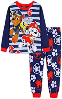 paw patrol toddler pajamas