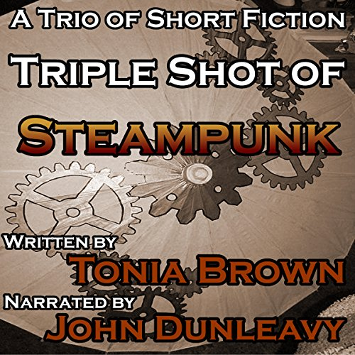 Triple Shot of Steampunk cover art