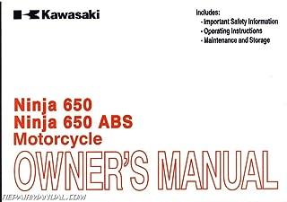 Best kawasaki ninja 650 owners manual Reviews