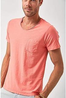 Camiseta Hava - Coral