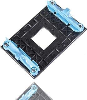 NMD&LR Placa Posterior De La CPU, Placa Posterior De Plástico para Ventilador De Radiador De Estante Inferior Adecuado par...