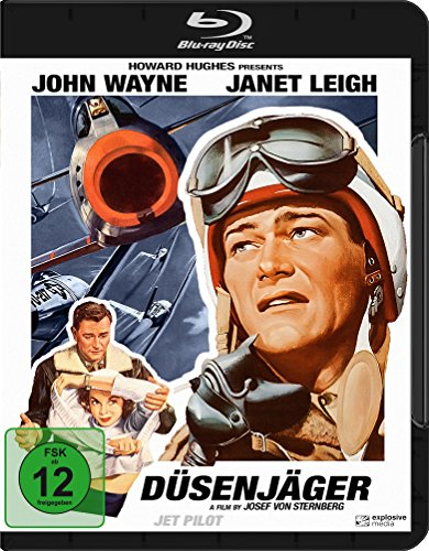 Jet Pilot - Düsenjäger/Blu-ray