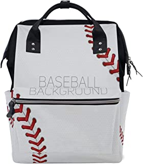 baby baseball diaper bag
