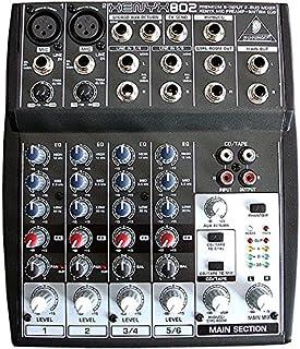 Behringer XENYX 802 Mixer 2 Mono 2 Bus Input