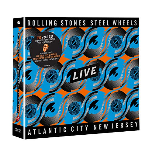 Steel Wheels Live (2 CD + DVD)